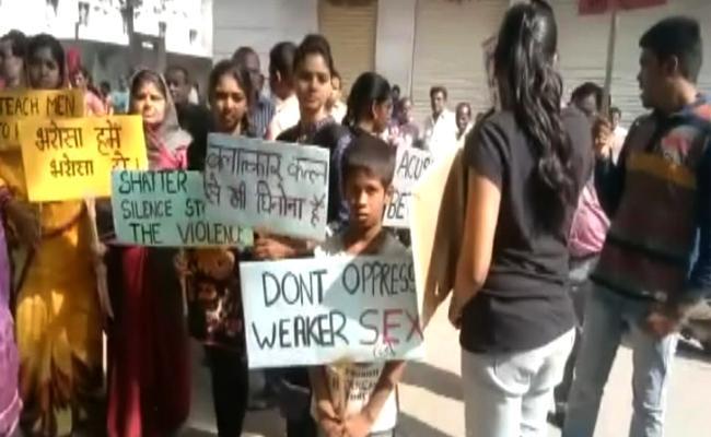 హైదరాబాద్లో దారుణం..16ఏళ్ల బాలికపై గ్యాంగ్ రేప్