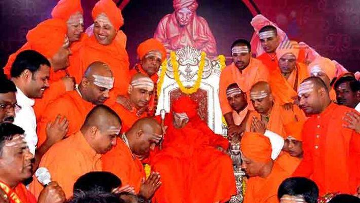 పనే దైవం.. మానవత్వమే మతం.... శివకుమారస్వామి అంతరంగం