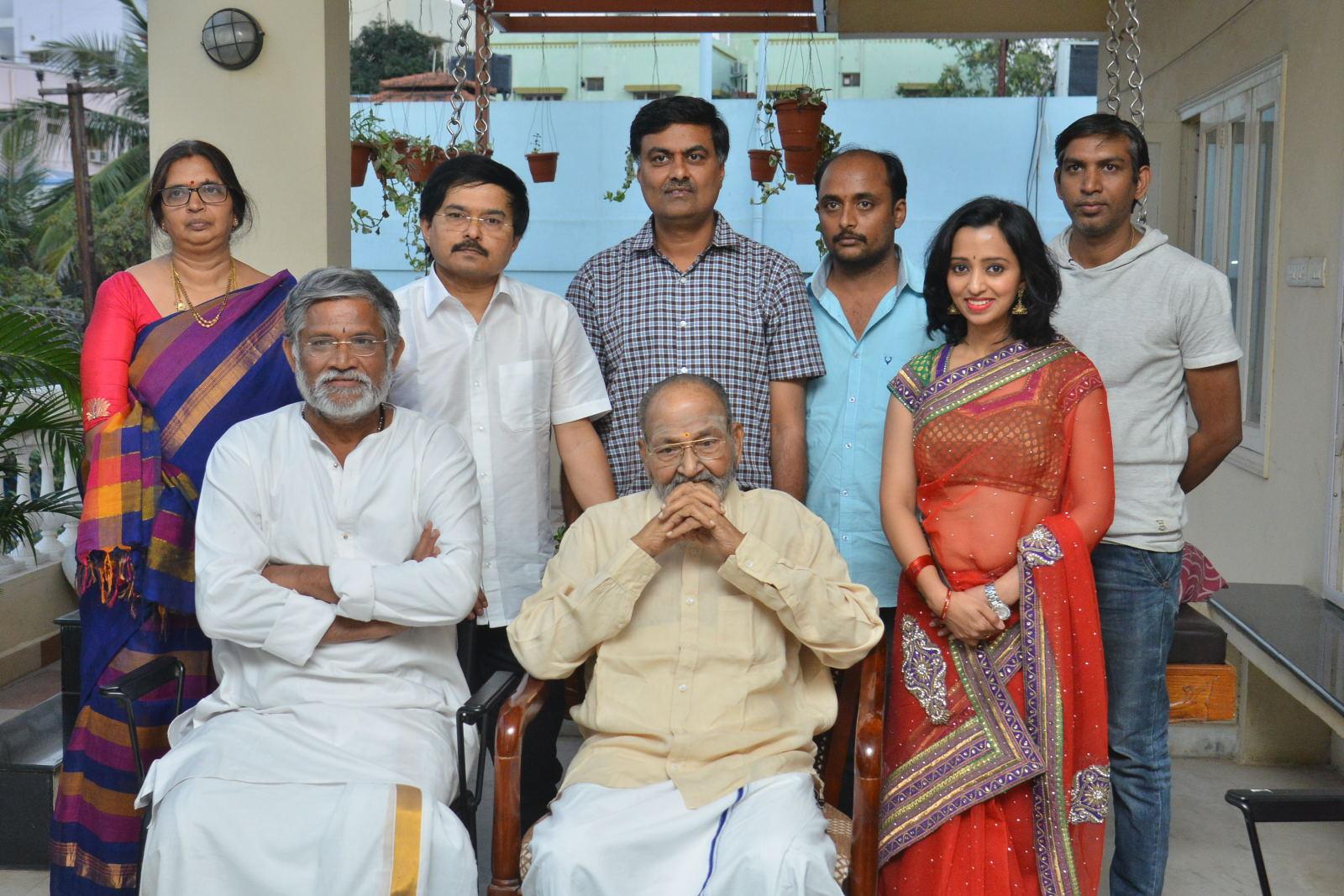 Viswadarsanam Movie Teaser Release Photos
