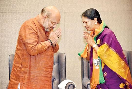 కాంగ్రెస్కు ఊహించని షాక్ ఇచ్చిన గద్వాల జేజమ్మ