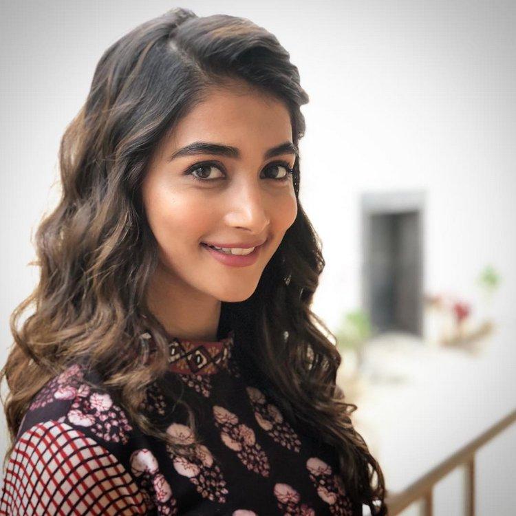 Pooja Hegde Latest Stunning Stills