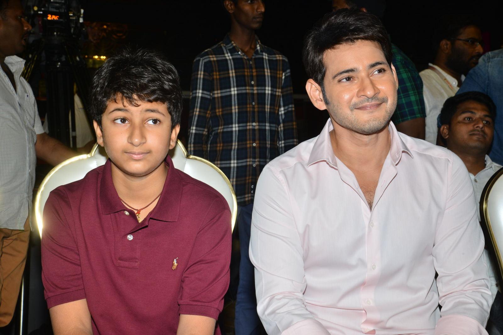 Mahesh Babu Photos At Wax Idol Launch Event