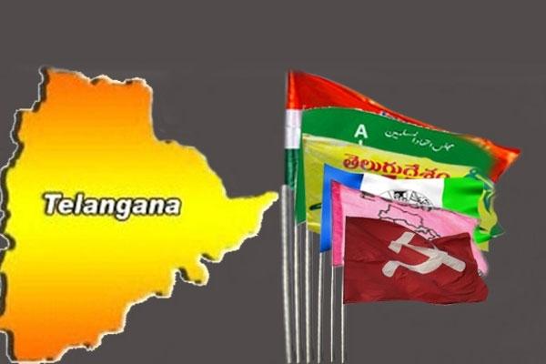 తెలంగాణలో వారసత్వ రాజకీయాలు