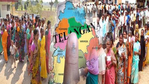 తెలంగాణలో మరో ఎన్నికలు నగరా ..15న నోటిఫికేషన్