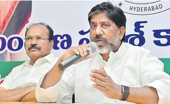 కాంగ్రెస్ ఎమ్మెల్యేలను కొనుగోలు చేస్తూ..:  కేసీఆర్పై భట్టి కీలక వ్యాఖ్యలు