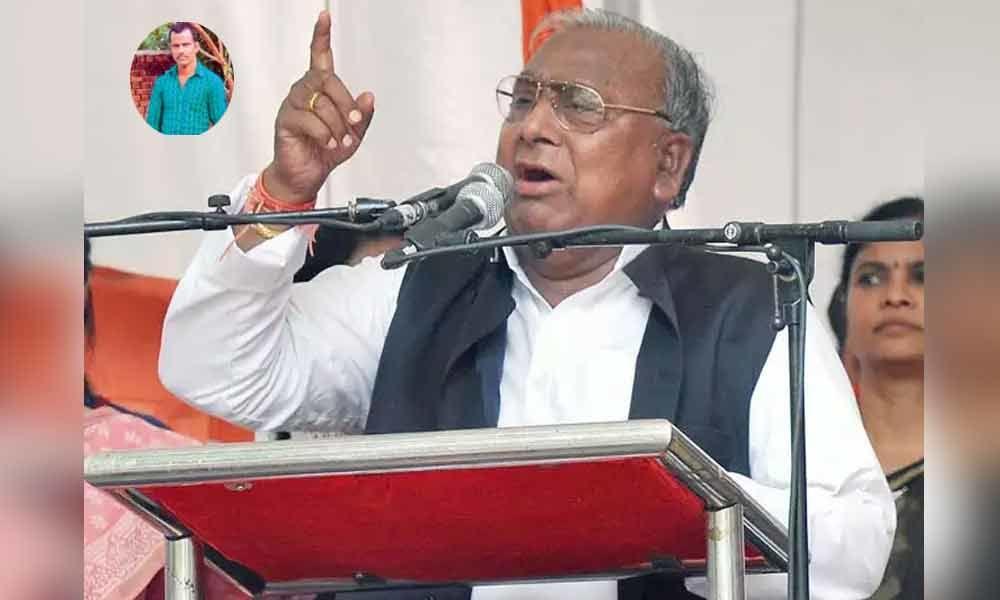 శ్రీనివాస్రెడ్డిని ఎన్కౌంటర్ చేయాలి: వీహెచ్