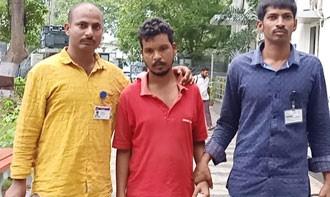 సైకో వినోద్ అరెస్ట్..300 మంది యువతుల ఫోటోలు మార్ఫింగ్..