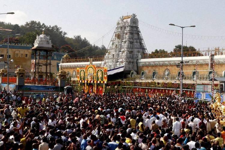 చంద్రగ్రహణం తర్వాత తెరుచుకున్న తిరుమల శ్రీవారి ఆలయం