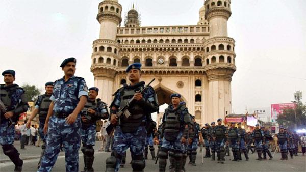 ఆర్టికల్ 370 రద్దు: తెలంగాణలో హైఅలర్ట్