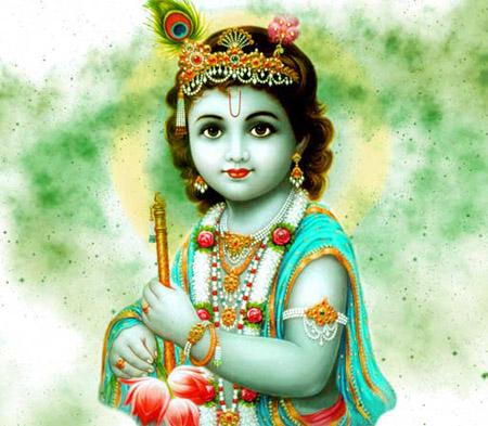 కృష్ణాష్టమి రేపే... భగవానునికి ఇష్టమైన పూలివే!!