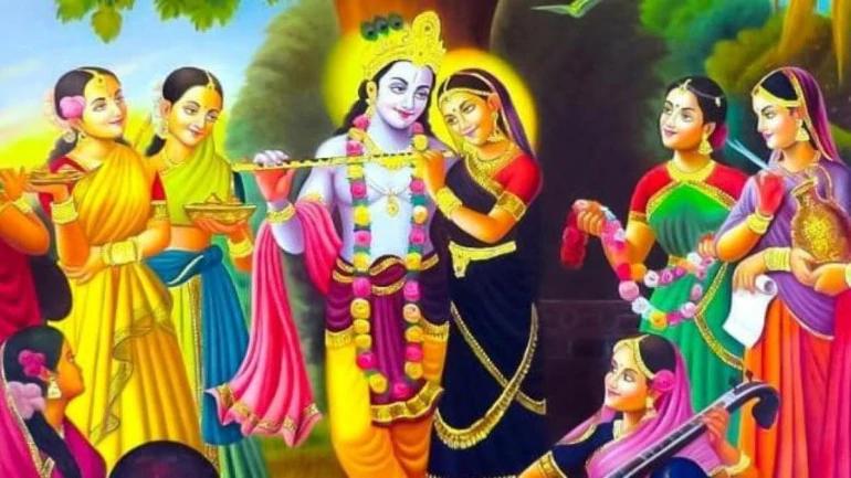 కృష్ణాష్టమి – దుష్ట శిక్షణ, శిష్ట రక్షణ!