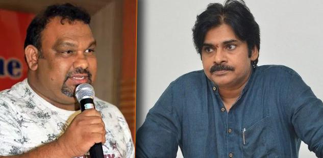 Kathi Mahesh leveling allegations against Power star Pawan Kalyan